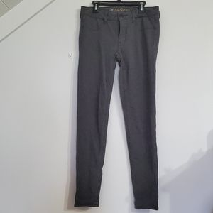 American Eagle Jeggings Size 6 Grey